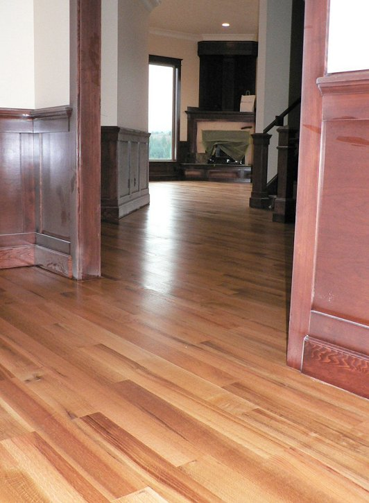 1000 images about hardwood floors on pinterest red oak for Natural red oak floors